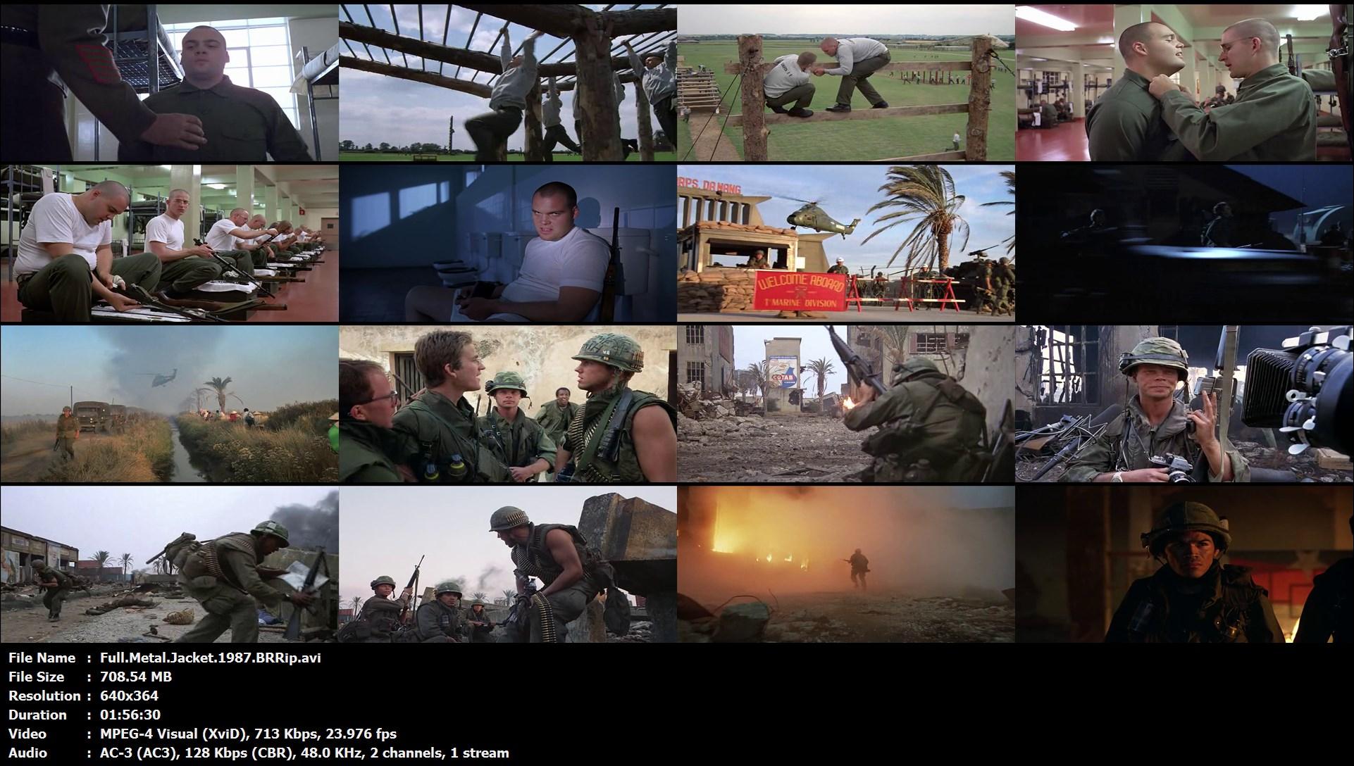 Full Movie Watch Full movie Full Metal Jacket 1987