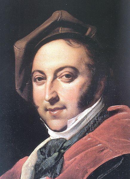 Gioacchino Rossini-Mösyö Kreşendo Kimdir?